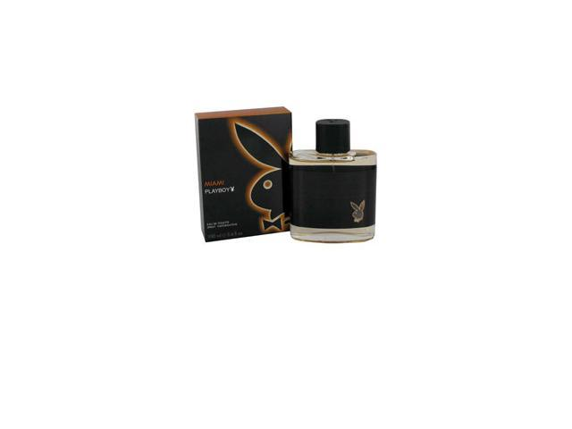 Playboy Miami Cologne 3.4 oz EDT Spray