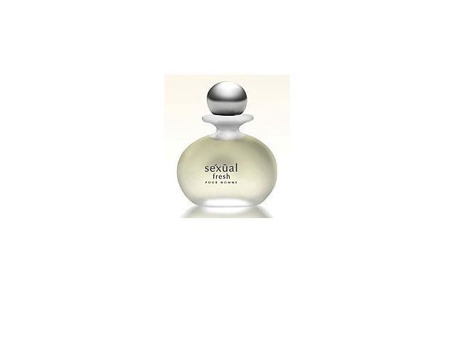 Sexual Fresh Pour Homme Cologne 2.5 oz EDT Spray
