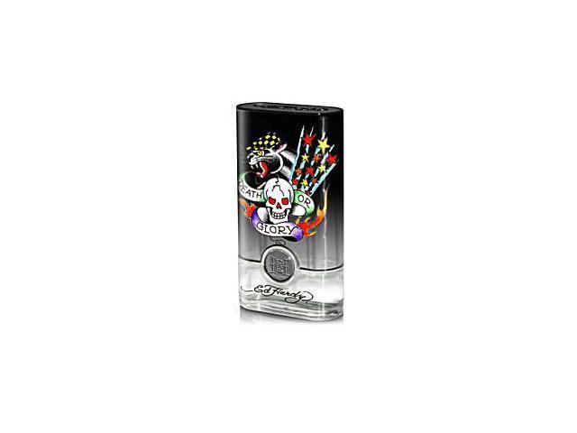 Ed Hardy Born Wild For Men Cologne 0.25 oz EDT Mini Spray