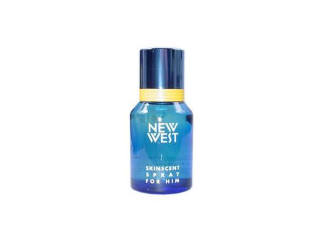 New West Cologne 3.4 oz Skin Scent Spray (New Packaging)