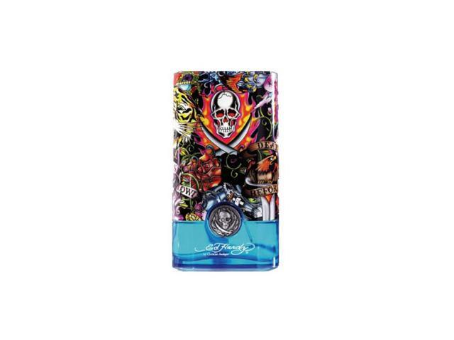 Ed Hardy Hearts & Daggers for Him Cologne 0.25 oz EDT Mini Spray (Unboxed)