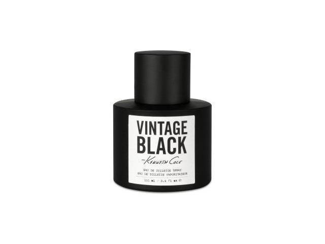 Kenneth Cole Vintage Black Cologne 3.4 oz EDT Spray