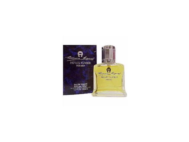 Private Number Cologne 3.4 oz EDT Spray