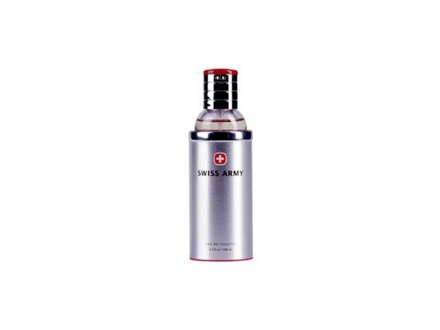 Swiss Army Cologne 3.4 oz  EDT Spray (Tester)