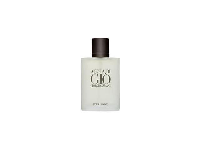 Acqua Di Gio Cologne 3.4 oz Aftershave Balm (Glass Bottle)