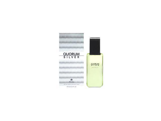 Quorum Silver Cologne 3.4 oz EDT Spray