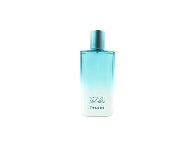 Cool Water Freeze Me Cologne 4.2 oz EDT Spray