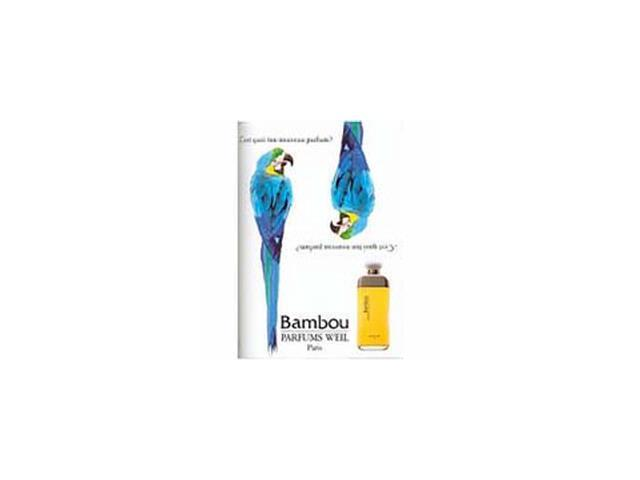 Bambou Perfume 3.4 oz EDC Spray