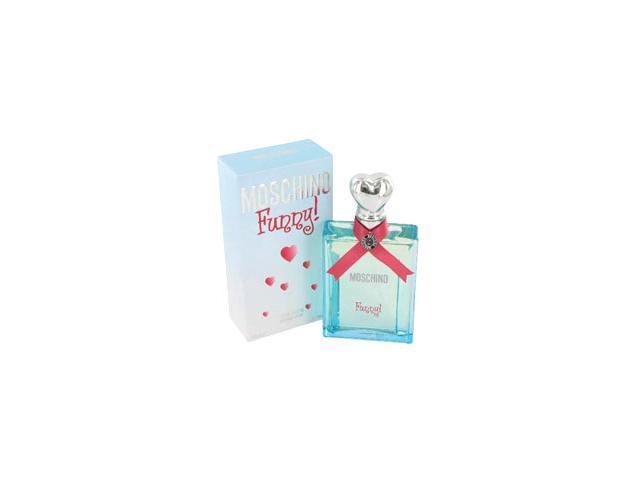 Moschino Funny! Perfume 1.7 oz  EDT Spray