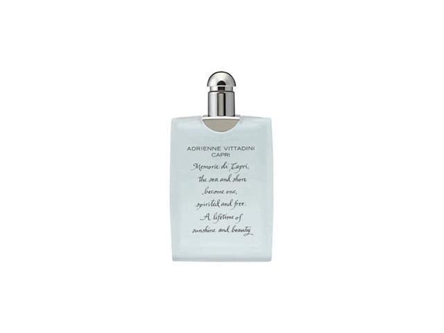 Adrienne Vittadini Capri Perfume 3.4 oz EDP Spray (Tester)