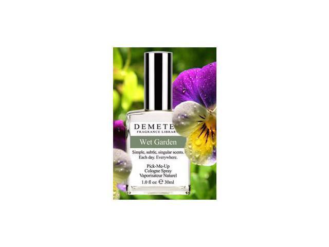 Wet Garden Perfume 4.0 oz COL Spray