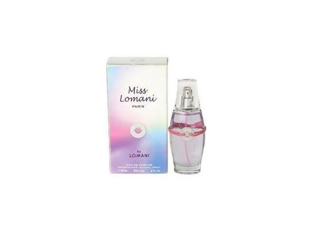 Miss Lomani Perfume 3.4 oz EDP Spray