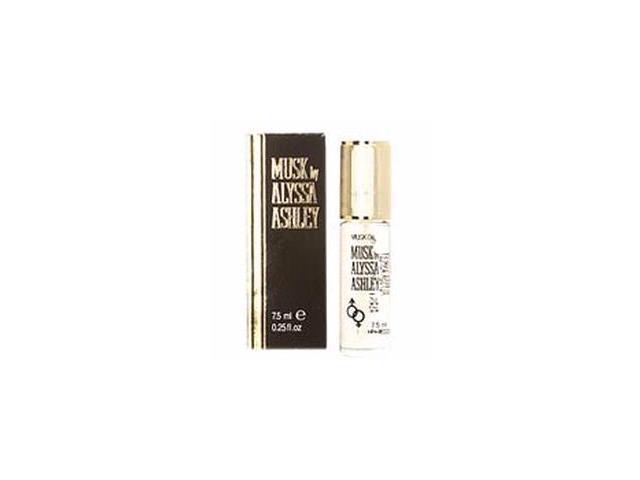 Alyssa Ashley Musk Perfume 0.50 oz Perfume Oil
