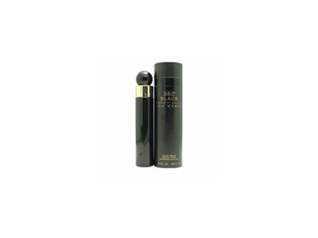 360 Black by Perry Ellis Gift Set - 3.4 oz EDP Spray + 3.0 oz Body Lotion + 3.0 oz Shower Gel + 0.25 oz EDP Mini Spray
