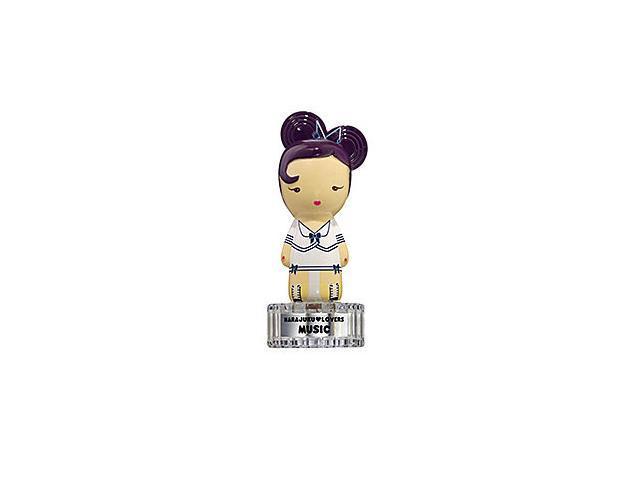 Harajuku Lovers Music by Gwen Stefani Gift Set - 1.0 oz EDT Spray + 0.04 oz Solid Parfum