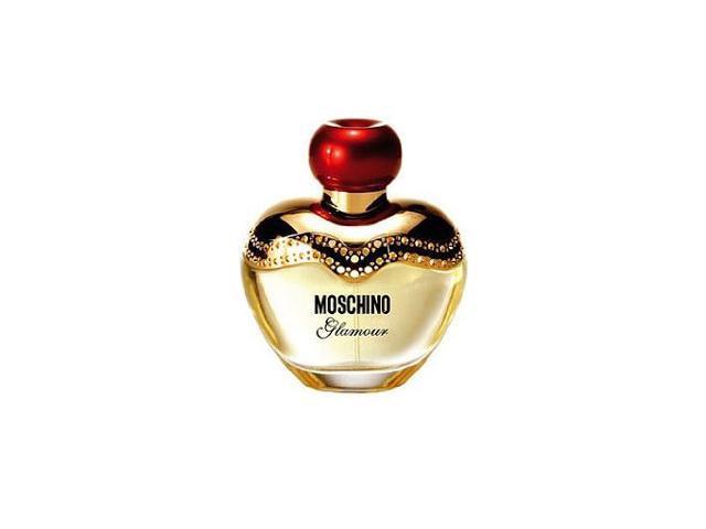 Moschino Glamour by Moschino Gift Set - 3.4 oz EDP Spray + 3.4 oz Body Lotion + 3.4 oz Shower Gel + 0.17 oz EDP Mini