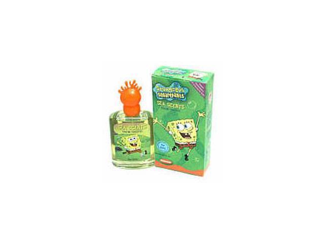 Spongebob Squarepants by Nickelodeon Gift Set - 3.4 oz EDT Spray + 8.0 oz Body Wash