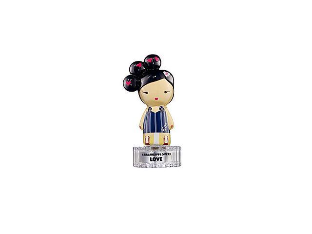 Harajuku Lovers Love by Gwen Stefani Gift Set - 1.0 oz EDT Spray + 0.04 oz Solid Parfum
