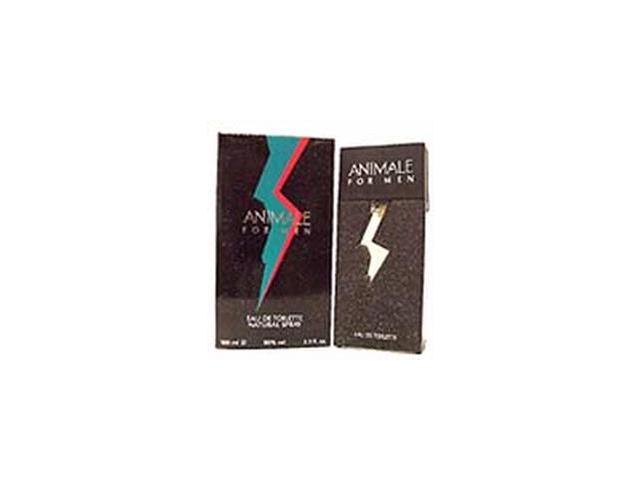 Animale by Animale Parfums Gift Set - 3.4 oz EDT Spray + 3.4 oz Aftershave Balm + 3.4 oz Body Wash
