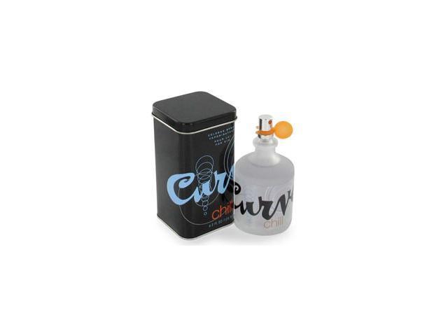Curve Chill by Liz Claiborne Gift Set - 4.2 oz EDT Spray + 0.50 oz COL Spray + 4.2 oz Skin Soother
