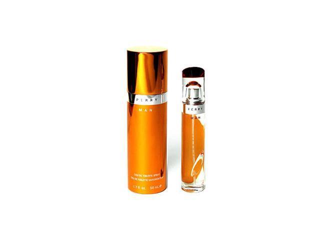 Perry Man by Perry Ellis Gift Set - 1.7 oz EDT Spray + 3.0 oz Hair & Body Wash + 3.0 oz Body Tonic + 3.0 oz Aftershave Gel + 2.75 oz Deodorant Stick
