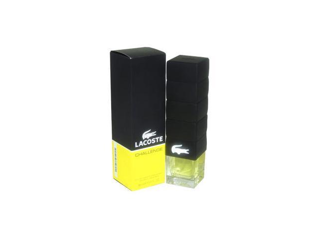 Lacoste Challenge by Lacoste Gift Set - 3.0 oz EDT Spray + 2.5 oz Aftershave Splash