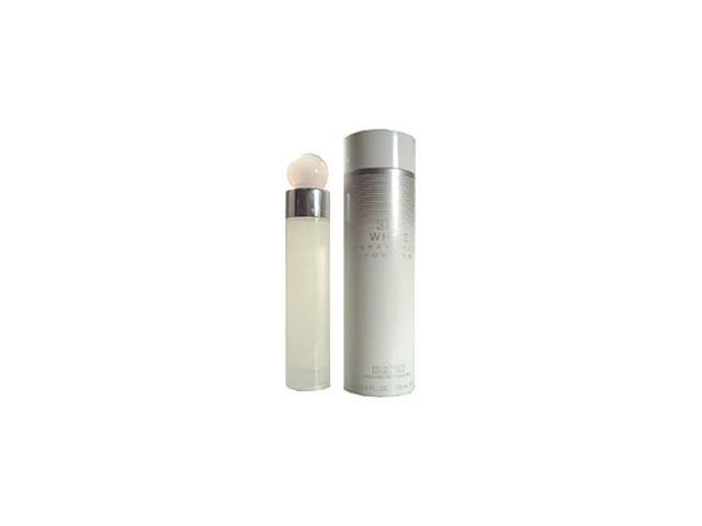 360 White by Perry Ellis Gift Set - 3.4 oz EDT Spray + 6.7 oz Aftershave Balm + 2.7 oz Deodorant Stick + Mini