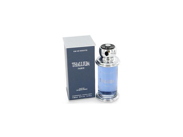 Thallium by Parfums Jacques Evard Gift Set - 3.4 oz EDT Spray + 3.4 oz Shower Gel