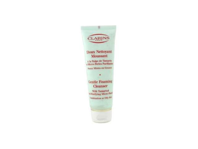 Gentle Foaming Cleanser With Tamarind & Purifying Micro Pearls ( Combination/ Oily Skin ) by Clarins