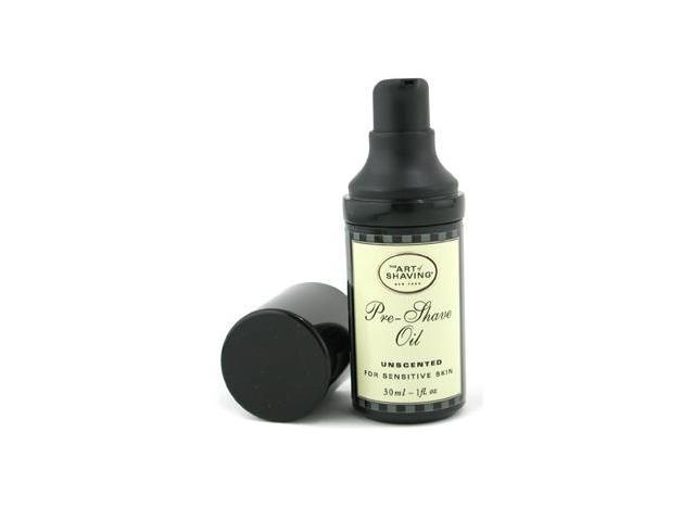 Pre Shave Oil - Unscented ( Travel Size Pump For Sensitive Skin ) by The Art Of Shaving
