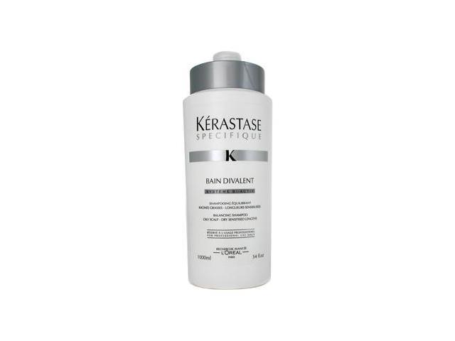 Specifique Bain Divalent Balancing Shampoo ( For Oily Roots - Sensitised Lengths ) by Kerastase
