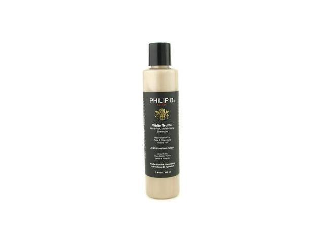 White Truffle Ultra-Rich Moisturizing Shampoo ( For Color & Chemically Treated Hair ) by Philip B