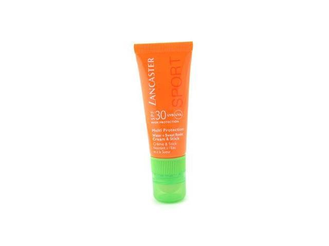 Sun Sport Multi-Protection Water & Sweat Resist Cream & Stick SPF 30 by Lancaster