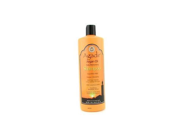 Daily Moisturizing Shampoo ( For All Hair Types ) by Agadir Argan Oil