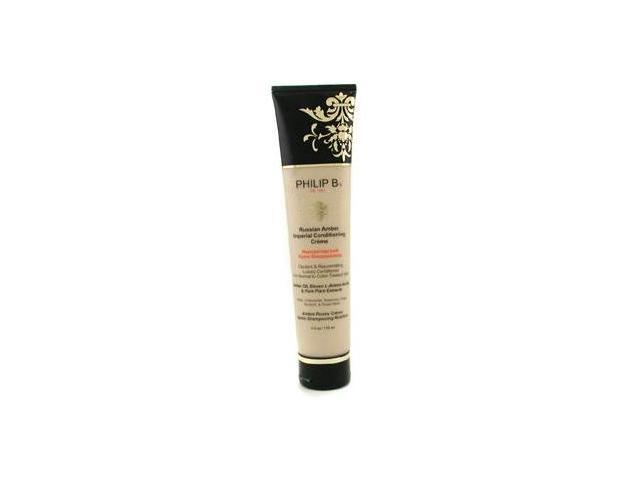 Russian Amber Imperial Conditioning Creme ( For Normal to Color-Treat Hair ) by Philip B