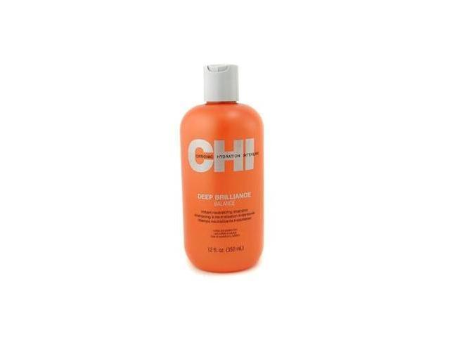 Deep Brilliance Balance Instant Neutralizing Shampoo by CHI