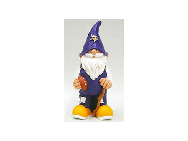 Forever Collectibles Minnesota Vikings Garden Gnome 11 in. Male