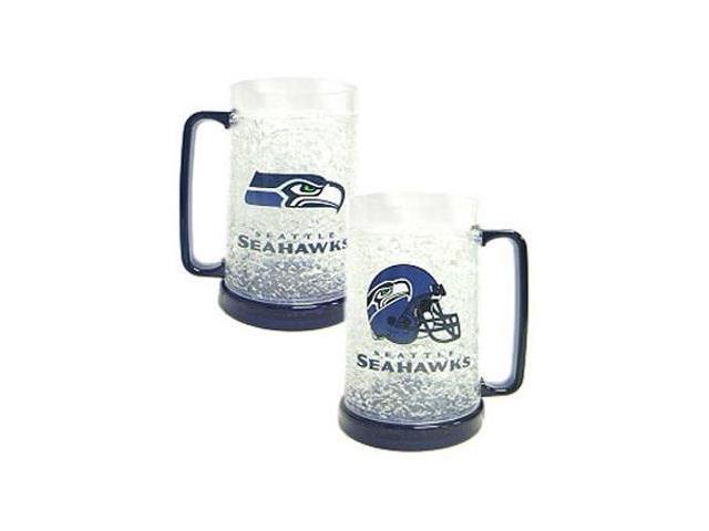 Seattle Seahawks Crystal Freezer Mug