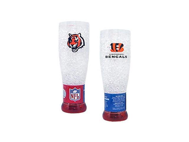 Cincinnati Bengals Crystal Pilsner Glass