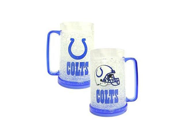 Indianapolis Colts Crystal Freezer Mug