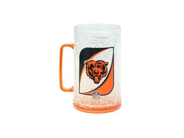 Chicago Bears Crystal Freezer Mug- Monster Size