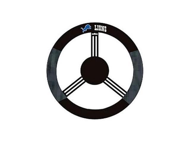 Detroit Lions Mesh Steering Wheel Cover