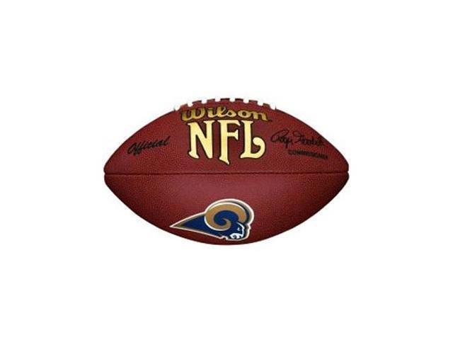 Wilson St. Louis Rams Composite Football