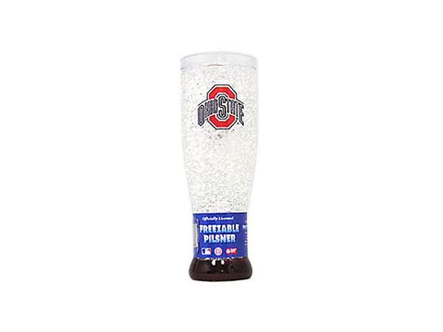 Ohio State Buckeyes Crystal Pilsner Glass