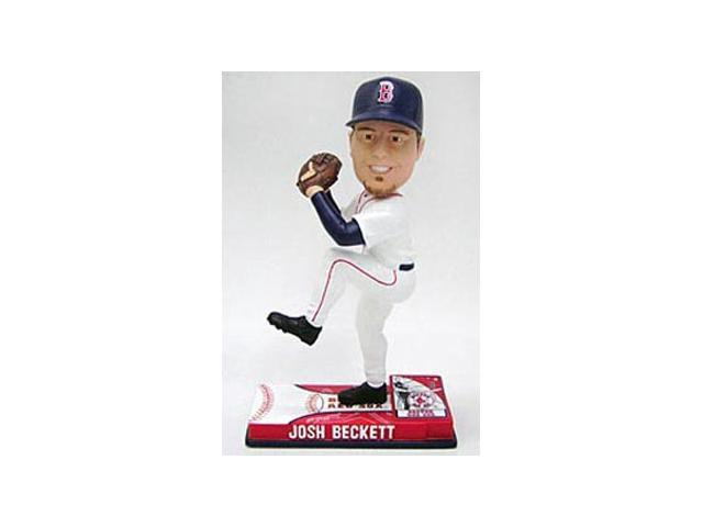 Boston Red Sox Josh Beckett Forever Collectibles On Field Bobble Head