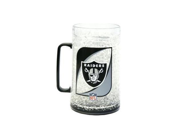 Oakland Raiders Crystal Freezer Mug - Monster Size