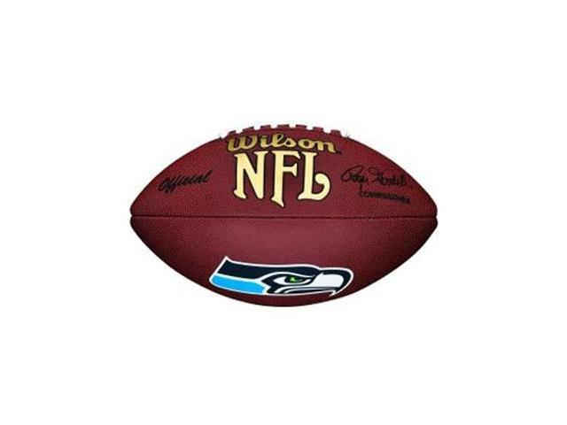 Wilson Seattle Seahawks Composite Football