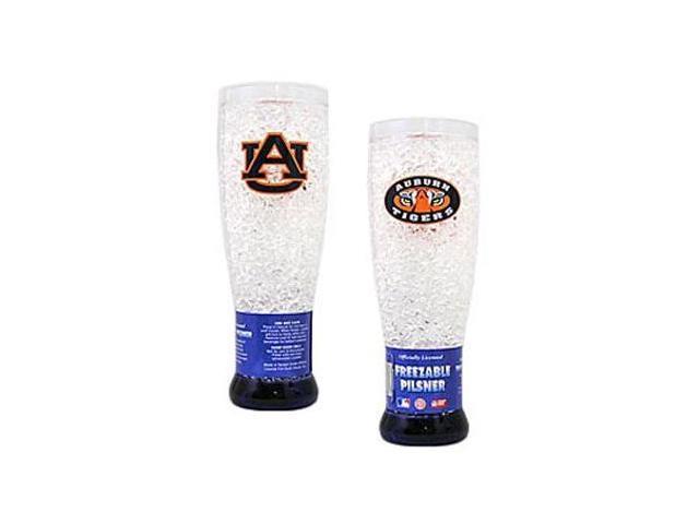 Auburn Tigers Crystal Pilsner Glass