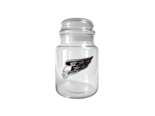 Washington Capitals - 31oz Glass Candy Jar