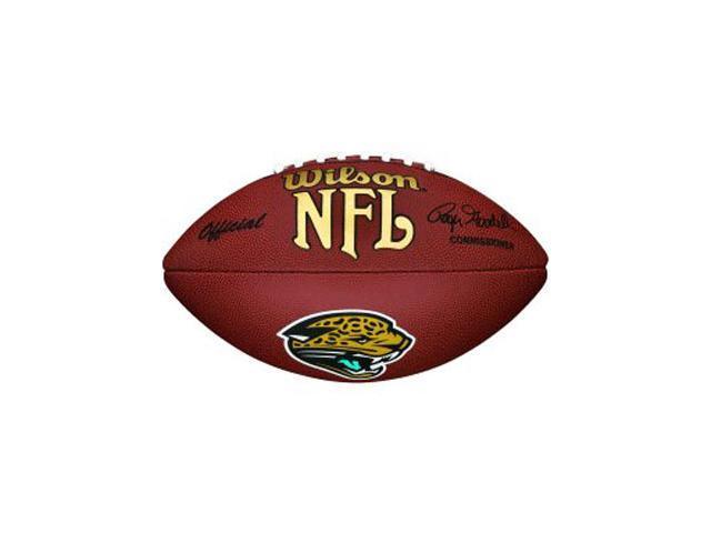 Wilson Jacksonville Jaguars Composite Football